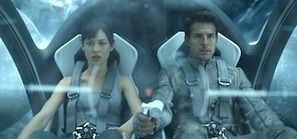 Film Review: OBLIVION (2013): Tom Cruise, Olga Kurylenko, Melissa Leo | Movie Review | Scoop.it