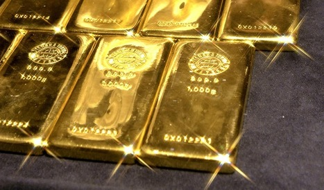 Gold firms as appetite for European stocks wanes | Adlisberg Financial | Scoop.it