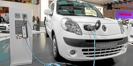 Les ventes de véhicules électriques... s'effondrent | Distribution automobile | Scoop.it