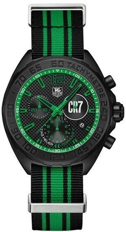 Replica Tag Heuer Formula 1 Cristiano Ronaldo CR7 Limited Edition CAZ1113.FC8189 | Tag heuer watches Replica,fake watches uk | Scoop.it