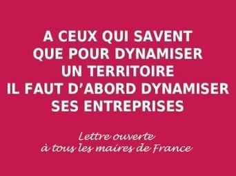 Lettre ouverte à tous les maires de France | Pole de competitivité | Scoop.it
