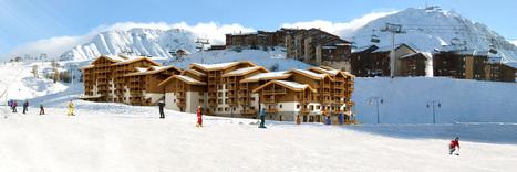 Résidence Front de neige - Front de neige - La Plagne (73210) | Investissement immobilier | Scoop.it