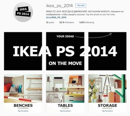 10 examples of great IKEA marketing creative | Digital Content Marketing | Scoop.it