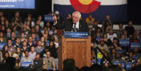 Sanders' Media Critics Should Concede That Fixing America IS a Foreign Policy | Global politics | Scoop.it