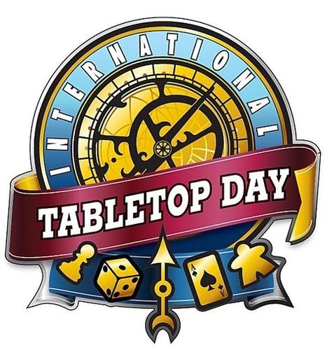 samedi 30 mars, préparez-vous pour le 'Tabletop Day' | Jeux de Rôle | Scoop.it