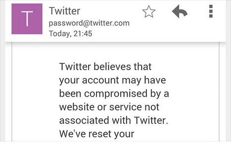 #Oops! Twitter accidentally sends thousands of password reset emails | #KESocial | Scoop.it