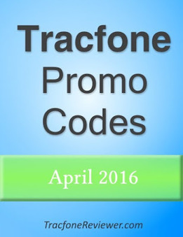 TracfoneReviewer: Tracfone Promo Codes for April 2016 | Tracfone Reviews and Promo Codes | Scoop.it