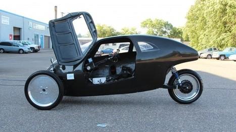Le vélomobile : 80 fois plus efficace que la voiture électrique | Des nouvelles de la 3ème révolution industrielle | Scoop.it