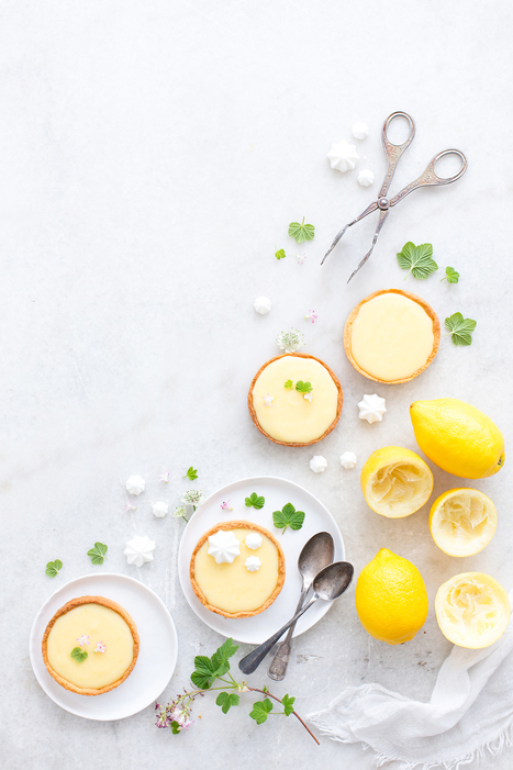 THE tarte au citron | Passion for Cooking | Scoop.it