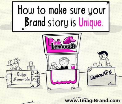 How to Make Sure Your Brand Story is Unique | ImagiBrand | Stories - an experience for your audience - | Scoop.it