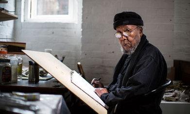 Tate Modern opens doors to African visionaries Salahi and Gaba | art move | Scoop.it