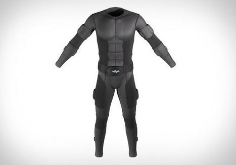 Avec la veste Teslasuit, ressentez le monde en réalité virtuelle   Innovations & Infographies   Scoop.it