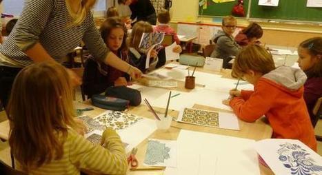Lille-Sud : à l'école Branly, un atelier pour connaître sa famille | Rhit Genealogie | Scoop.it