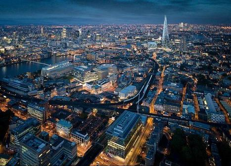 The Shard in London, the Tallest Building in Western Europe | LocalNomad Blog | London travel | Scoop.it