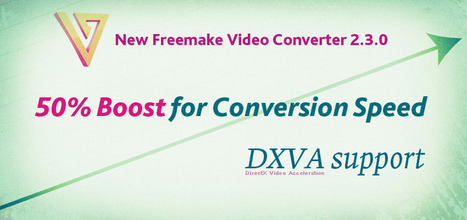 Freemake | Best Freeware Alternatives To Paid Video Software | Teacher Tools for Blended Learning | Scoop.it