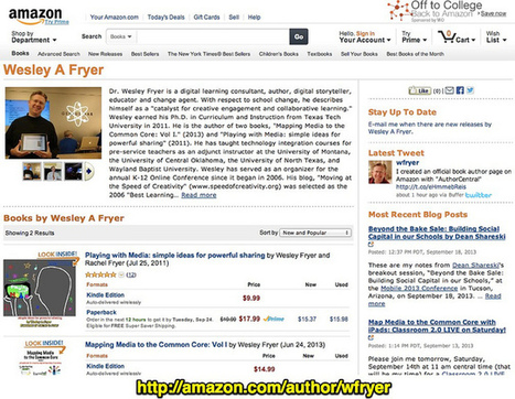Moving at the Speed of Creativity | eBook Self-Publishing with Amazon, CreateSpace & iTunes Producer | Getting Published | Scoop.it