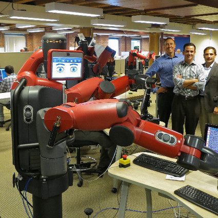 The Future of Robot Labor Is the Future of Capitalism   Automation and disappearing jobs   Scoop.it