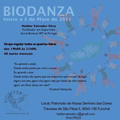 Biodanza no Funchal, Madeira | BIO DANZA | Scoop.it