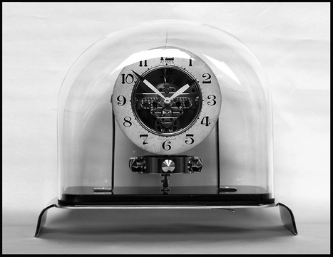 Historical Horology: The Atmos Clock | WristWatchReview.com | Paul Balmer's Watch | Scoop.it