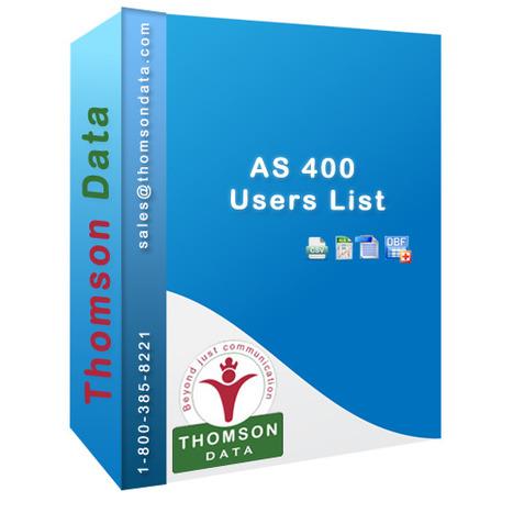 AS 400 Users List - iSeries Users List | CVD Database | Scoop.it
