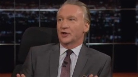 'That is total bullsh*t': Bill Kristol and Bill Maher clash over Tea Party's motivations | Daily Crew | Scoop.it