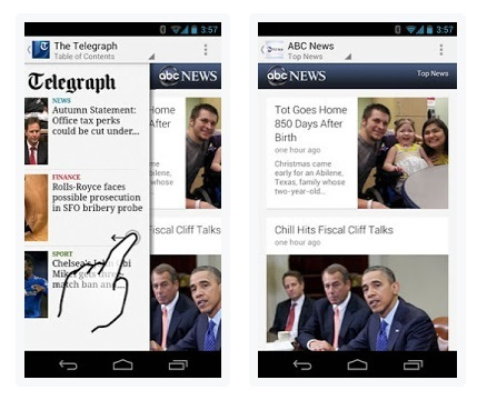 Google Currents Gets Better: New Layout and Improved Content Scanning | Public Relations & Social Media Insight | Scoop.it