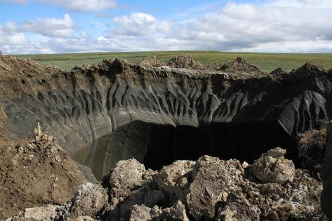 Scientists Probe Depths of Mysterious Hole in Siberia - NBCNews.com | CLOVER ENTERPRISES ''THE ENTERTAINMENT OF CHOICE'' | Scoop.it