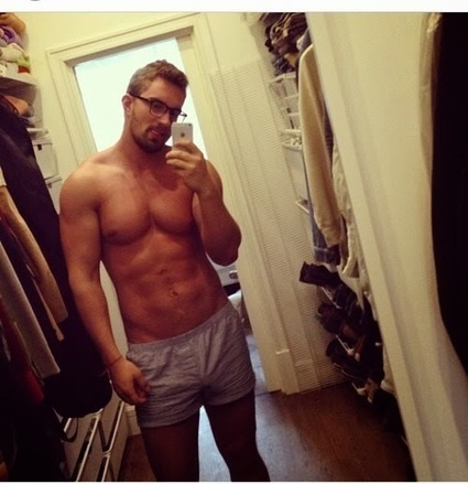 I DO make passes at guys who wear glasses... | Gay | Scoop.it