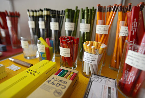 A Pencil Shop, for Texting the Old-Fashioned Way | Tips and support for Online Business Entrepreneurs | Scoop.it
