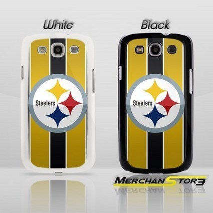 Pittsburgh Steelers NFL Team Logo Samsung Galaxy S3 Case | Samsung Galaxy S3 Case | Scoop.it