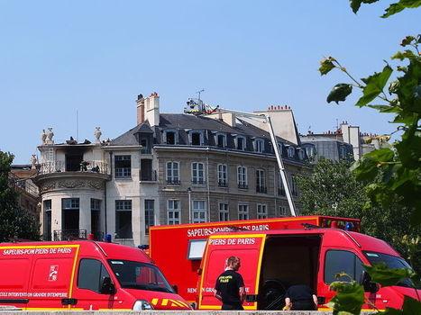 Incendie de l'Hotel Lambert Les mesures d'urgence du ministère de la Culture   Patrimoine-en-blog   L'observateur du patrimoine   Scoop.it