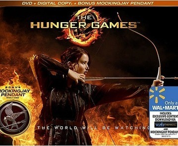 Walmart Launches 'The Hunger Games' Movie Center, Pre-order ... | The Hunger Games Books and Movies | Scoop.it