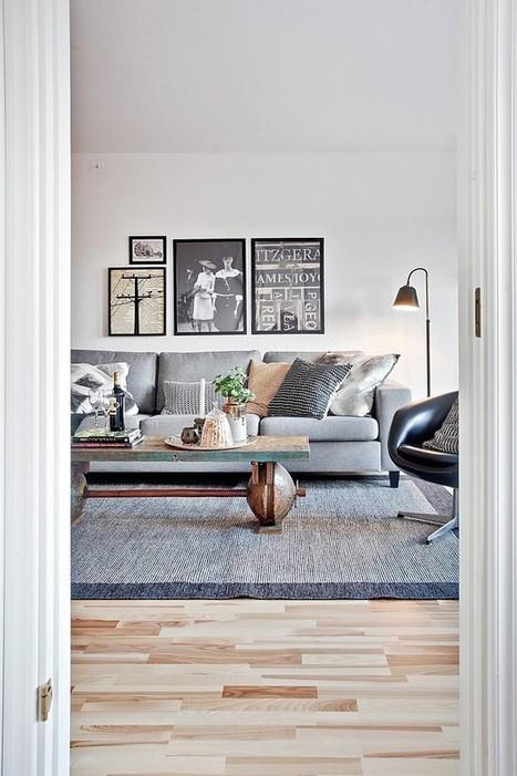 La douceur du gris | PLANETE DECO a homes world | Décoration et Peinture | Scoop.it