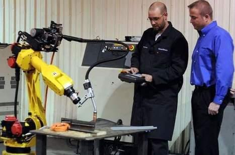 Schools, industry partnering for robotics center - Marion Star | Robots and Robotics | Scoop.it