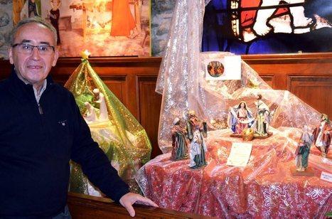 Crèches du monde  à la chapelle de Saint-Lary   Christian Portello   Scoop.it