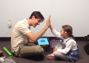 How You Can Use Music and an Articulation App to Help Children with Special Needs | speech therapy | Scoop.it
