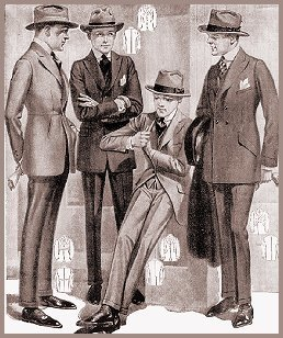 Mens Fashion of the 1920s | fashion 1920 | Scoop.it