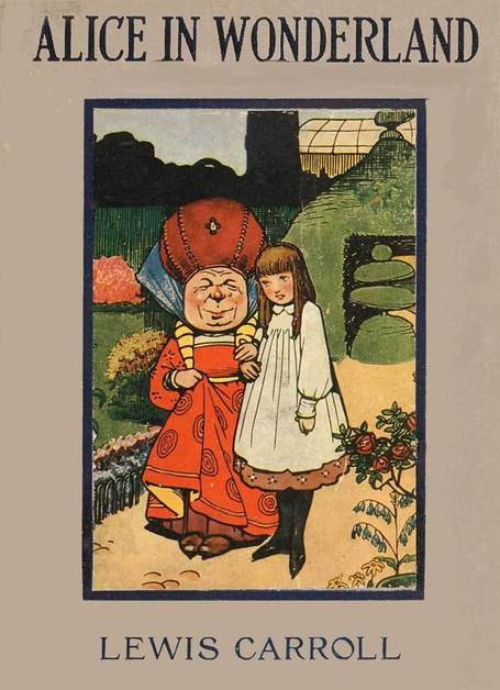 Public Domain images From a 1916 edition of Alice's Adventures in Wonderland, with illustrations by Gordon Robinson. | Picture This. | Scoop.it