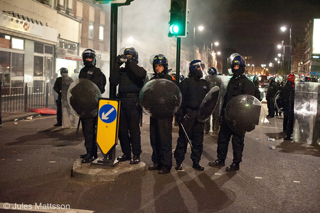 Journalists Not Evidence Gatherers | London Photographers' Branch | Riots in London | Scoop.it