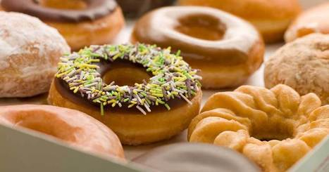 9 Foods with More Sugar Than a Krispy Kreme Doughnut | Nourish | Scoop.it