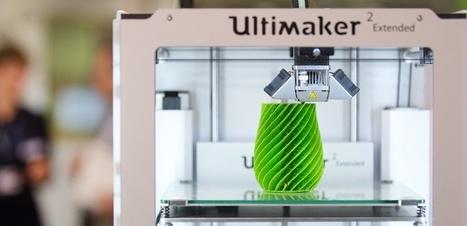 L'impression 3D, un marché lucratif en pleine croissance - Challenges.fr | Marketing Actualités | Scoop.it