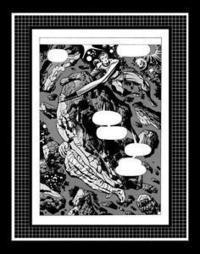 "Jack Kirby Fantastic Four #62 Rare Production Art Pg 8 Monotone | Jack ""King"" Kirby | Scoop.it"