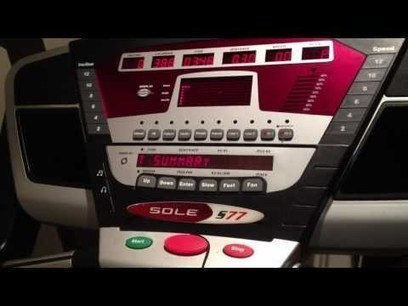 Sole S77 Treadmill | Treadmills Fans | Best Home Treadmills | Scoop.it
