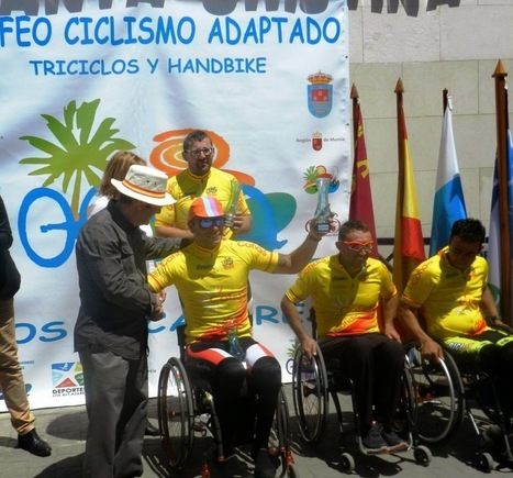iii trofeo ciclismo adaptado handbike y triciclos | Asesor en Accesibilidad | Scoop.it