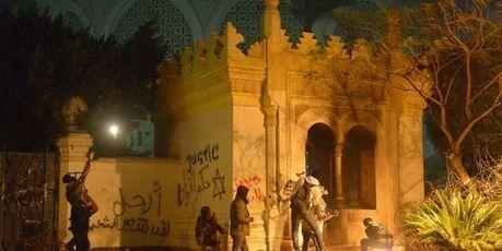 Le président égyptien Morsi est affaibli par les violences policières | Le Monde Arabe | Scoop.it