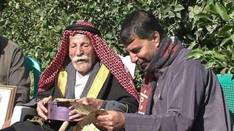 125-year-old Palestinian man tells memories from peaceful days | Global politics | Scoop.it
