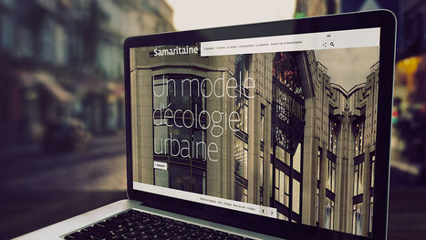 9 exemples de sites français sous WordPress | WORDPRESS4You | Scoop.it