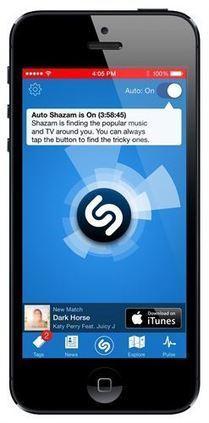 Shazam ahora reconoce automáticamente y en segundo plano las canciones | Sociedad | Scoop.it