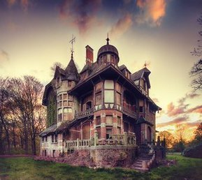 Tweet from @Steampunk_T | Abandoned Houses, Cemeteries, Wrecks and Ghost Towns | Scoop.it