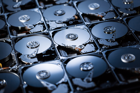 Près de la moitié des disques durs d'occasion contiennent encore des données | digitalcuration | Scoop.it